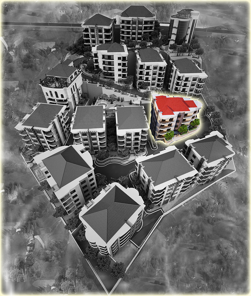 Block 6 البناء السادس