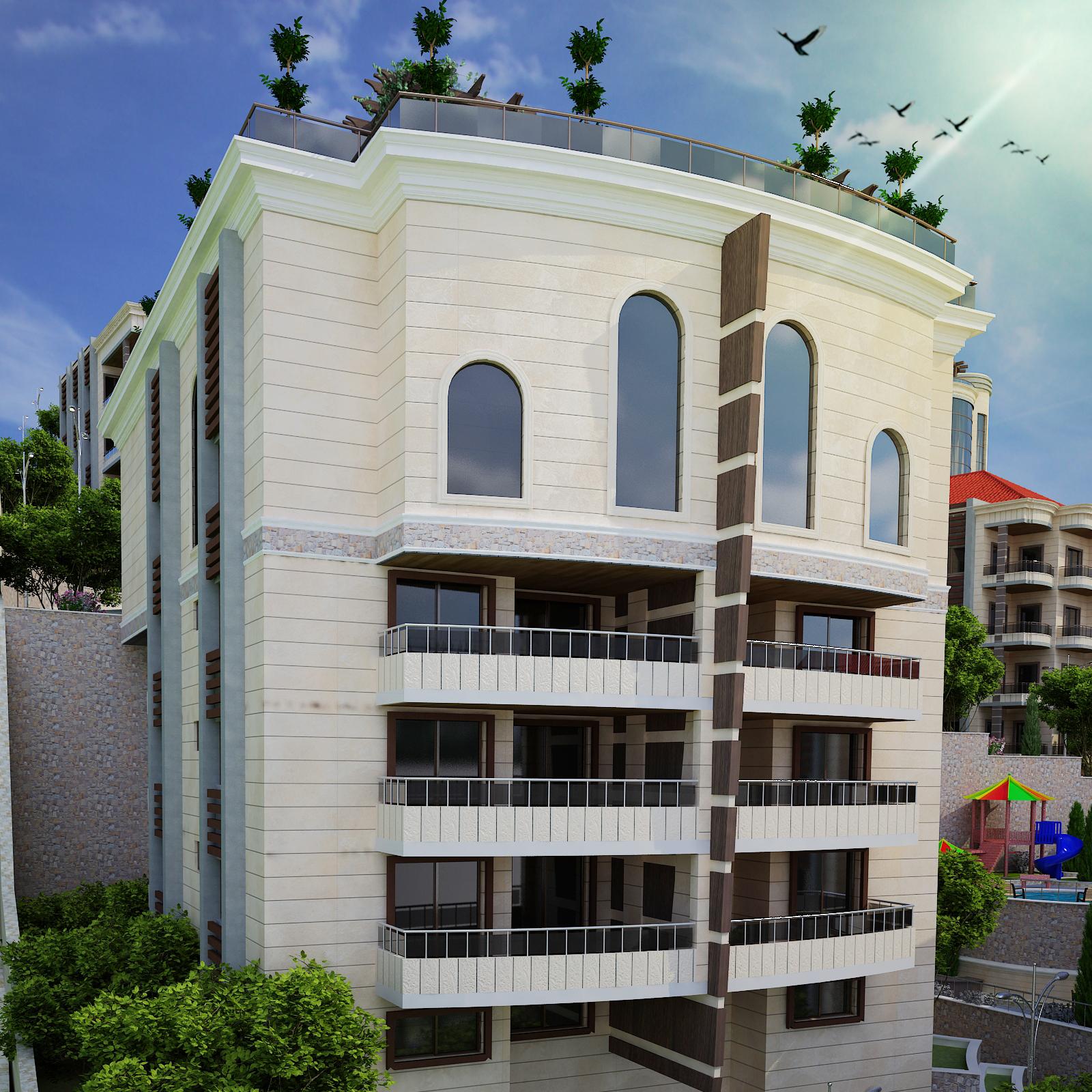 Block 10 البناء العاشر